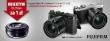 Aparat Fujifilm X-M1 z obiektywem XF 16-50 mm F3.5-5.6 + obiektyw XF 27mm f2.8 za 1zł