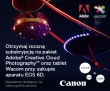 Canon z Adobe Creative Cloud i tabletem Wacom!
