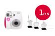 Fuji Instax Mini 7s z ramką na zdjęcia memo klips za 1 zł