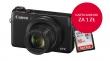 Canon PowetShot G7 X z kartą Sandisk za 1 zł