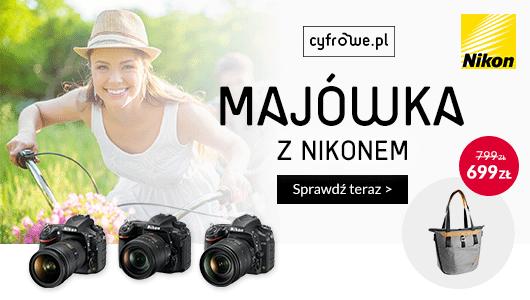 Majówka z Nikonem