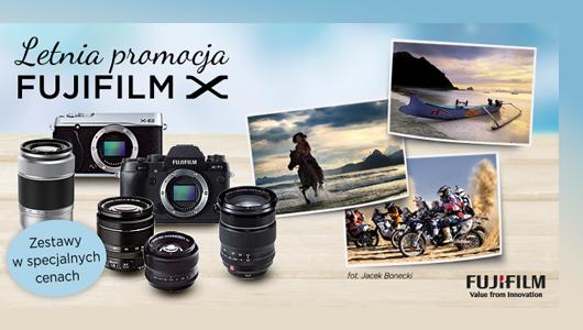 Letnia promocja FujiFilm
