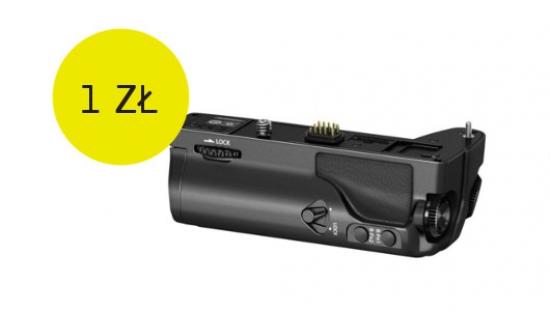 Kup aparat Olympus OM-D E-M1 i odbierz Power Grip za 1 PLN!