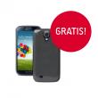Samsung GALAXY S4 z etui Puro Case w PREZENCIE!