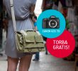 Canon EOS 7D body z torbrą National Geographic GRATIS!