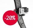 GoPro Hero3 White Edition lub Hero3+ Silver Edition z uchwytem o 20% taniej!