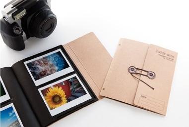 Archiwum Produktów Fujifilm Album Do Instax Wide Brązowy