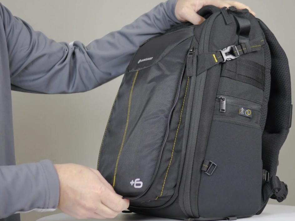 a9e89282597e7 Od tej pory możesz mieć jeden uniwersalny plecak, zamiast przepakowywać się  ciągle z mniejszego do większego.