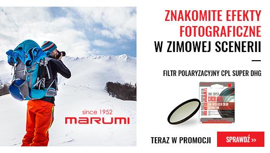 Filtry Marumi Super DHG w niższej cenie