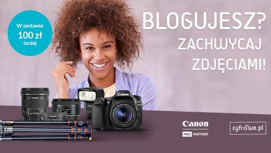Blogujesz? Zachwycaj zdjęciami!
