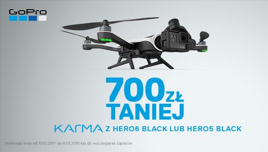 Dron Karma taniej o 700 zł