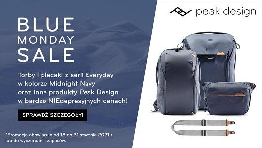 Torby i plecaki Peak Design w promocyjnych cenach!