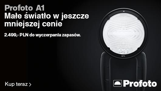 Kup lampę Profoto wraz z gratisami i gridem za 1 zł