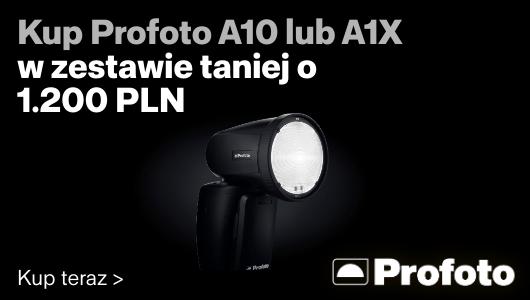Lampy Profoto taniej w zestawie!