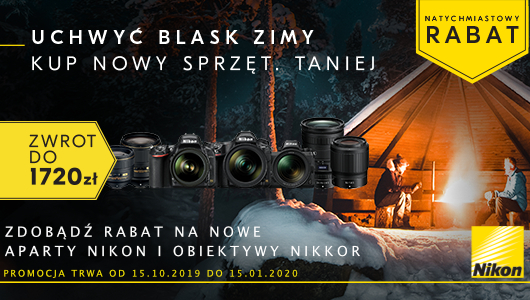 Wielka promocja marki Nikon