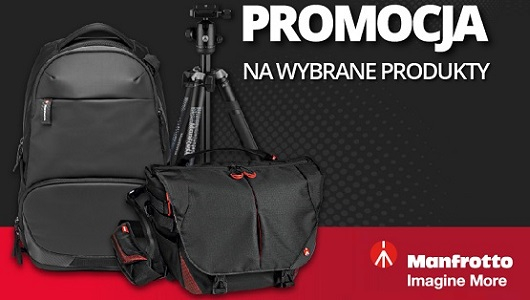 Promocja Manfrotto